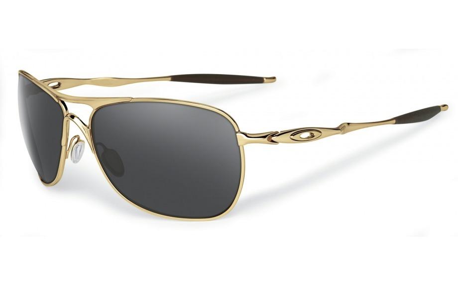 4629d5dc03361 oculos oakley crosshair oo4060-01 dourado original. Carregando zoom.