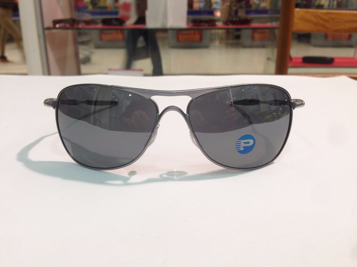 Óculos Oakley Crosshair Oo4060-06 Polarizado - R  568,00 em Mercado ... 39212aa6da