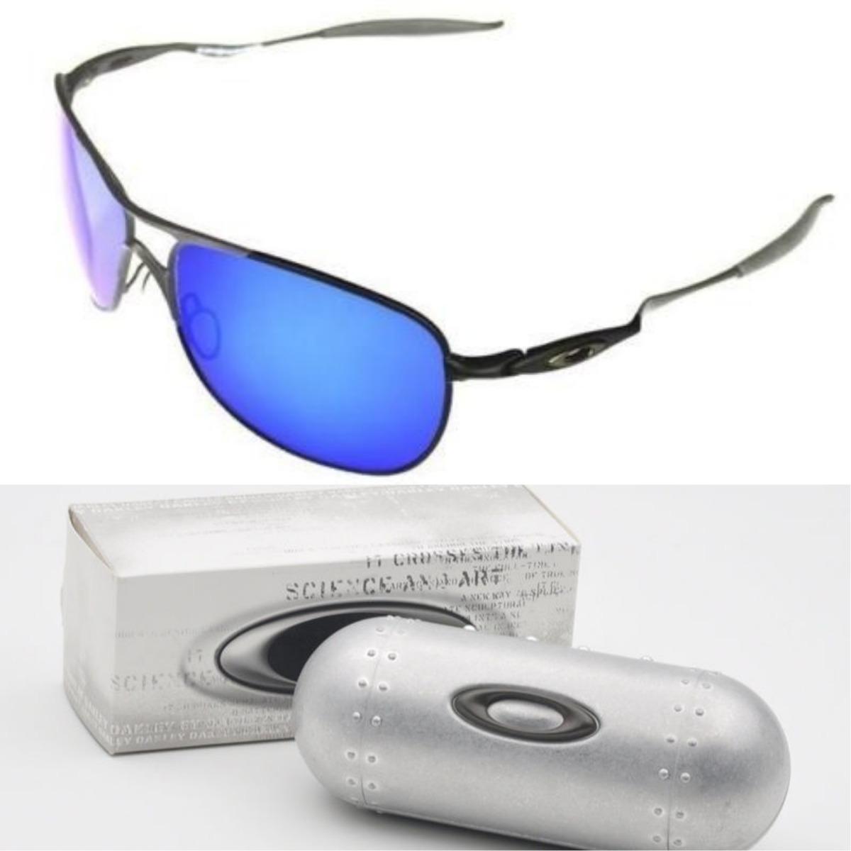 oculos oakley crosshair polarizado diversas cores masculino. Carregando  zoom. 34f7067a39