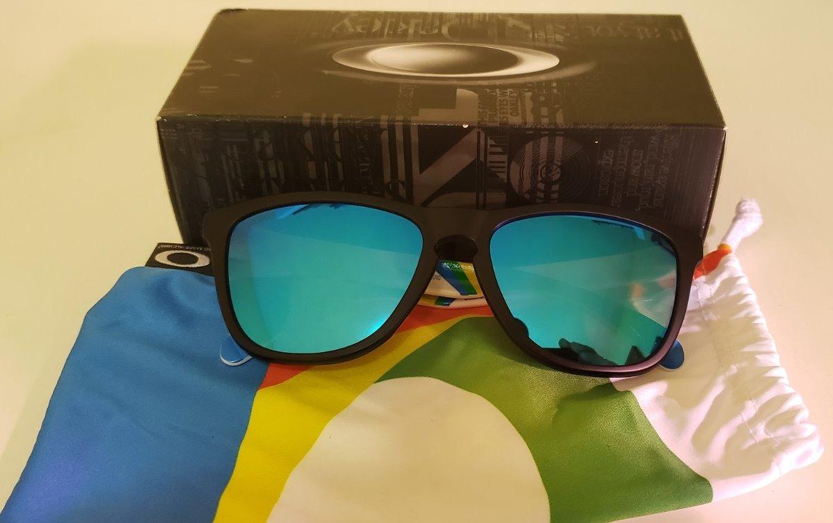 716dc6e453122 Oculos Oakley Crossrange Prizm Golf Polished Black - R  499,90 em ...