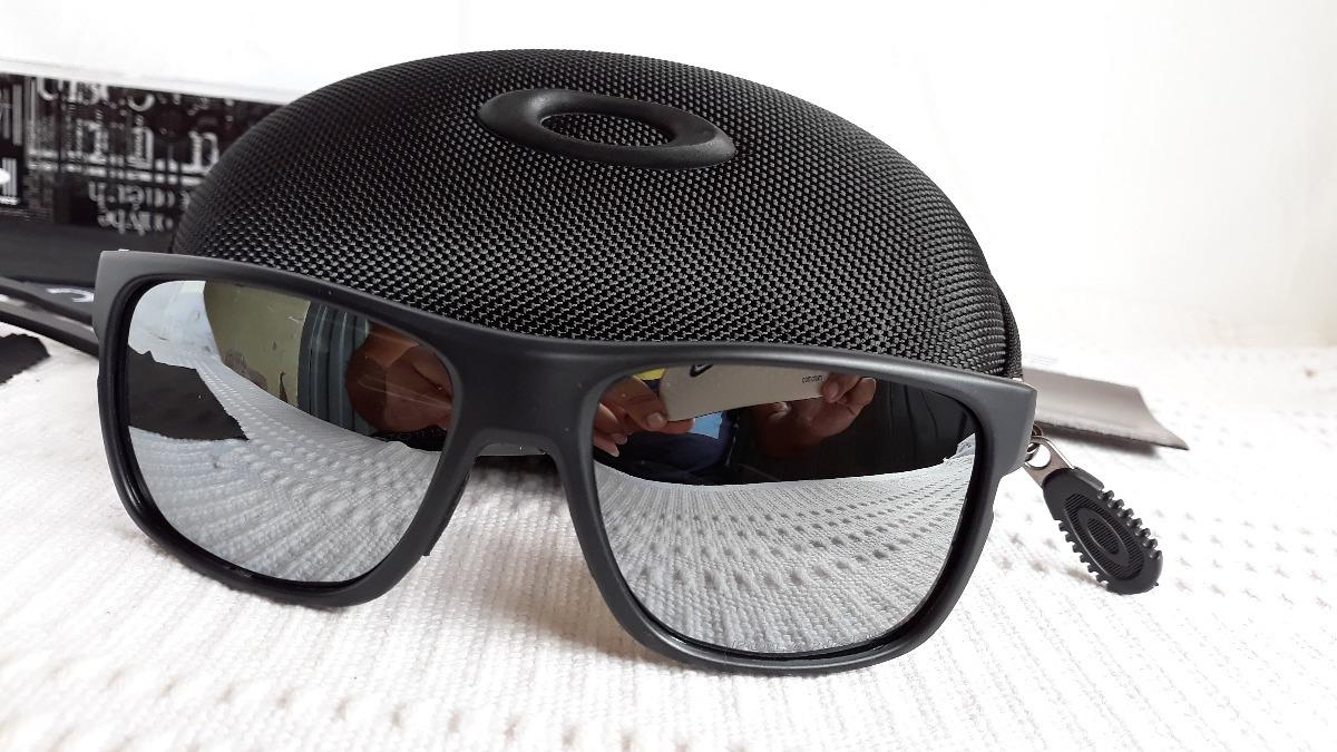 1e12ceaca óculos oakley crossrange xl preto/cinza polarizado - novo. Carregando zoom.