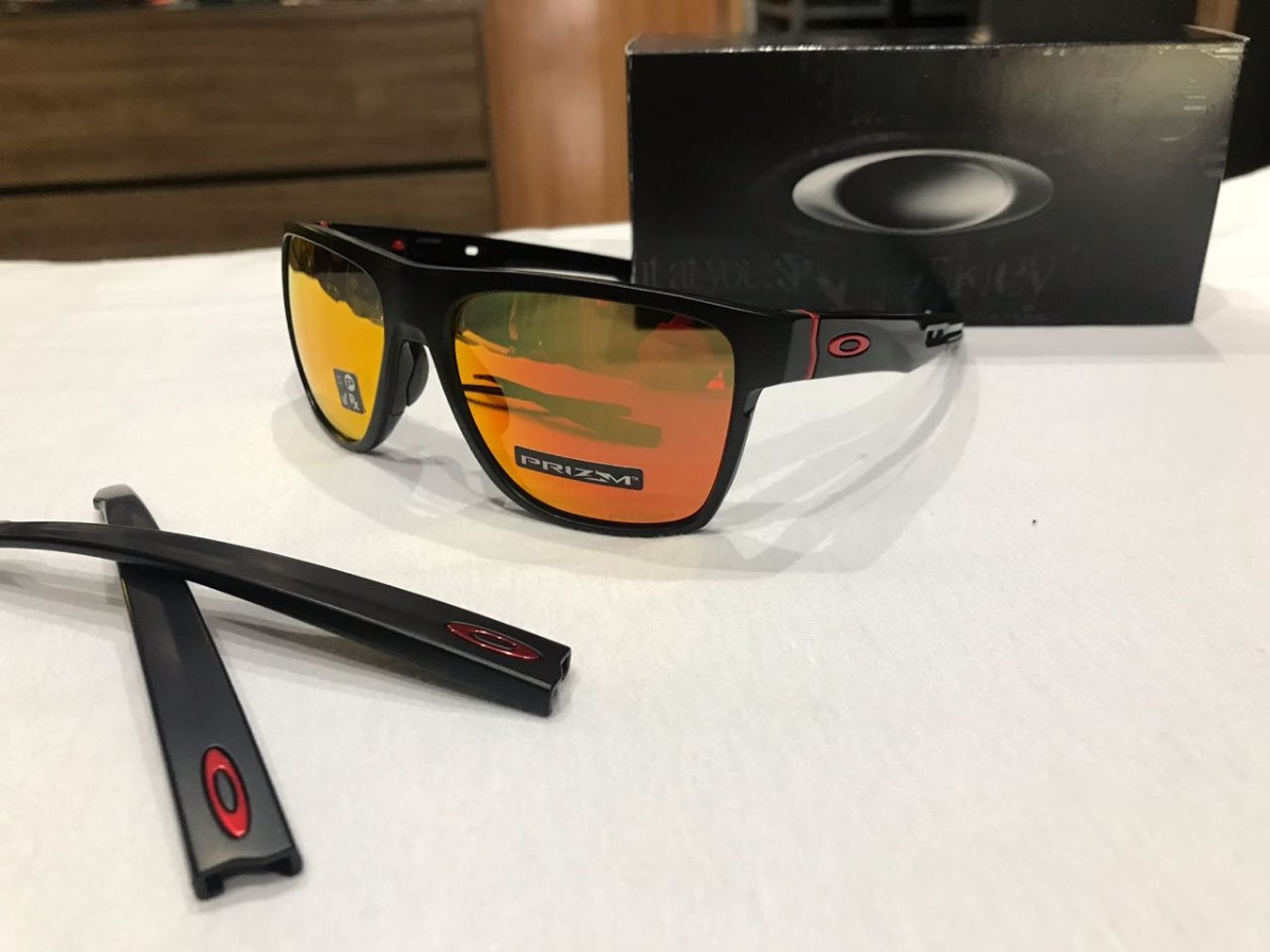 oculos oakley crossrange xl ruby prizm-93601258-original. Carregando zoom. 579aafc7a6
