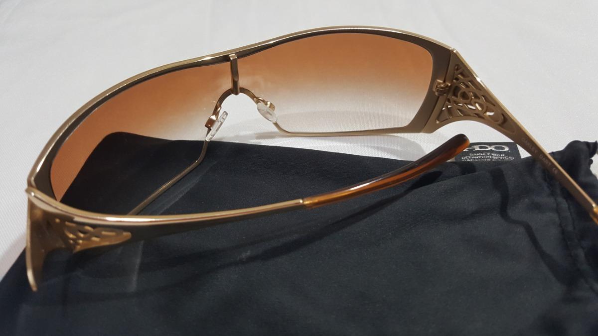 e47450ff46c13 Carregando zoom... óculos oakley dart gold ...