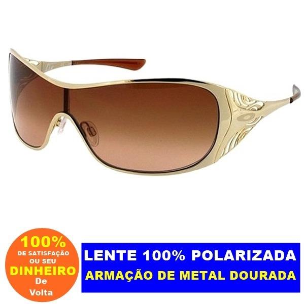 90200c3502f67 Óculos Oakley Dart Liv Feminino + Brinde E Frete Grátis !! - R  89 ...