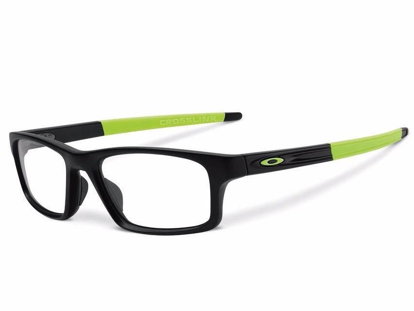 8a5e94dbc268d óculos oakley de grau crosslink pitch varias cores. Carregando zoom.