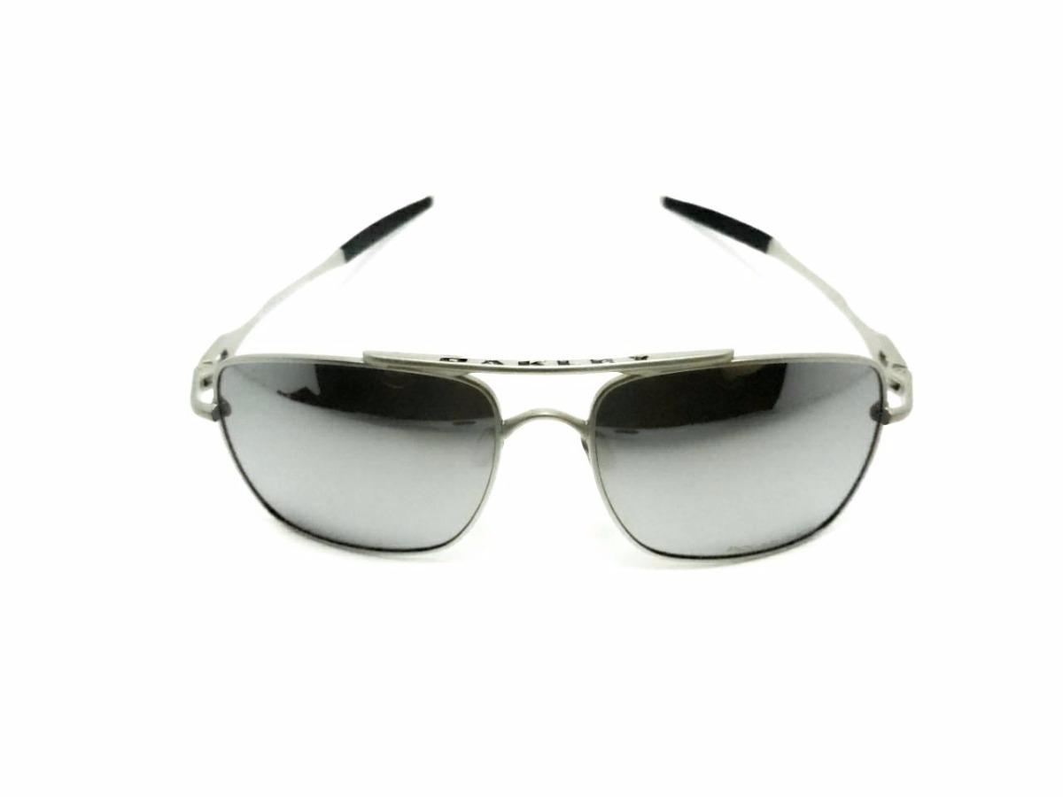 óculos oakley deviation 100% polarizado cinza promoção top. Carregando zoom. a43a1a49a6