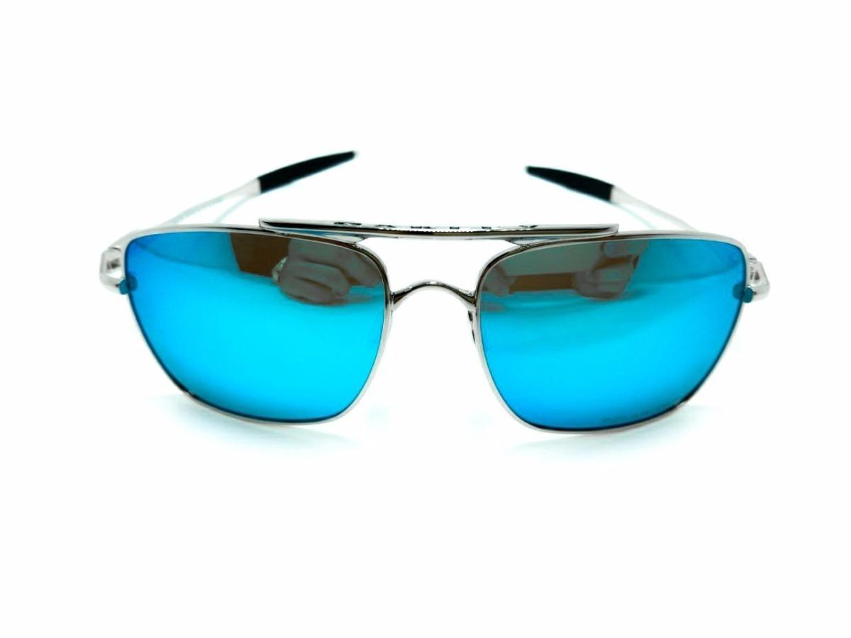 óculos oakley deviation 100% polarizado lente azul promoção. Carregando  zoom. 1f6b7bbe06