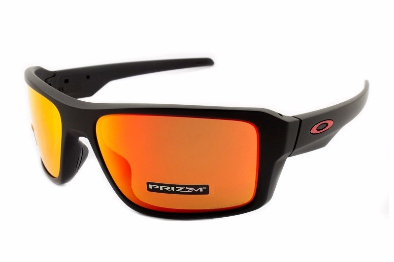óculos oakley double edge matte black prizm polarized 9380. Carregando zoom. df2047e34e