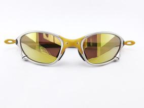 11d3925d2 Oakley Juliet 24k Gold Original - Óculos no Mercado Livre Brasil