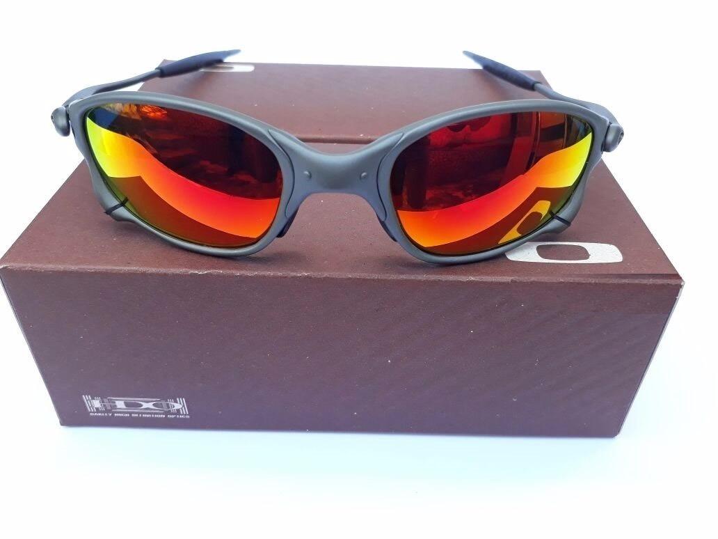 164541ff6 Óculos Oakley Double-x Ice Thug Mais Estojo - R$ 170,00 em Mercado Livre