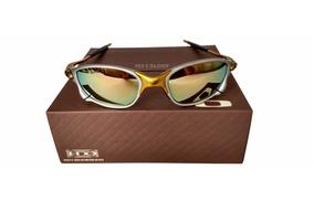 1bd8635e2 Oculo Oakley Juliet Dourado Melhor De Sol - Óculos com o Melhores Preços no  Mercado Livre Brasil