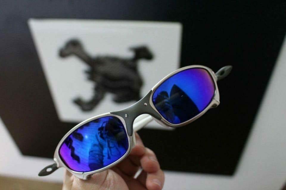Óculos Oakley Double Xx Juliet Romeo 2 Xmetal Pronta Entrega - R ... d79a451ce0