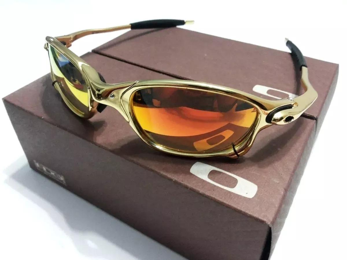 fc9d939499e3a óculos oakley double xx juliet rubi squared 24k badman show! Carregando  zoom.