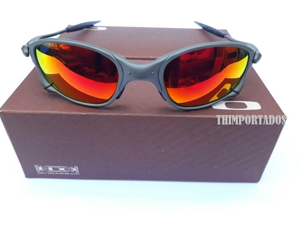 8cd8edc994694 Óculos Oakley Double Xx Juliet Squared 24k Masculino - R  149,90 em ...