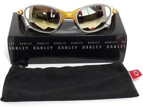 75dadd714 Double X Gold Xx 24k De Sol Oakley - Óculos no Mercado Livre Brasil