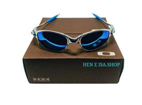 4c6a7ad9f Oculos Juliete Lente Azul - Calçados, Roupas e Bolsas no Mercado ...