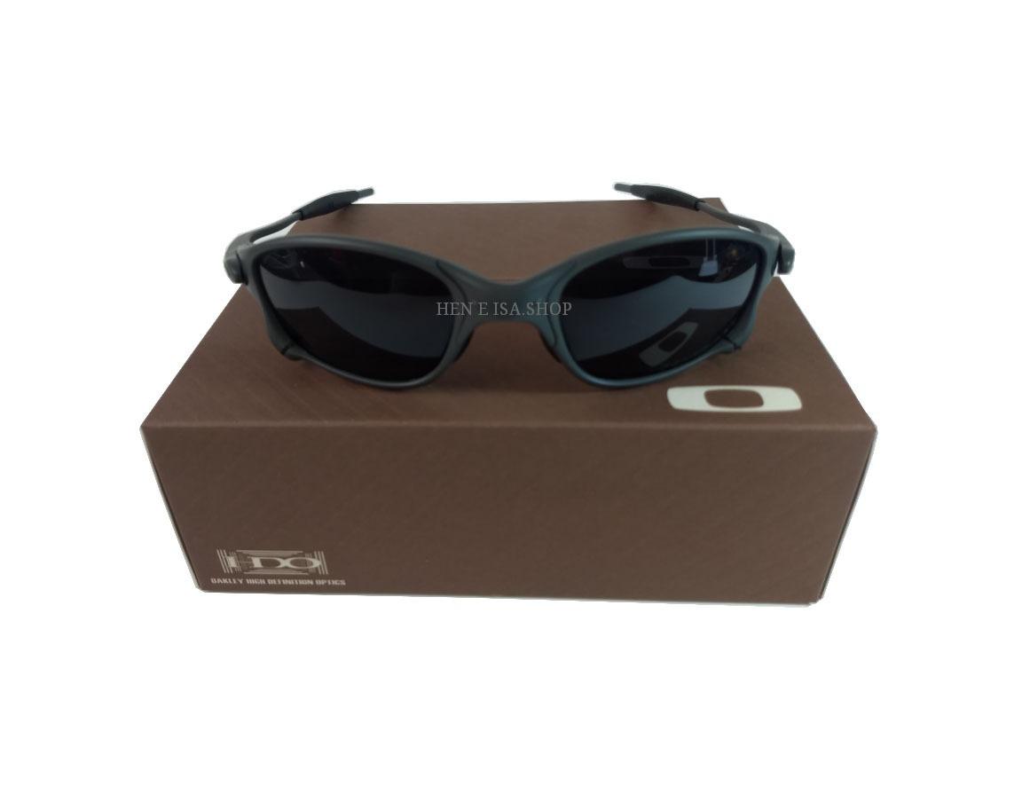 Oculos Oakley Double Xx Preta + Cerificado + Teste - R  85,00 em ... 7082f4d00e