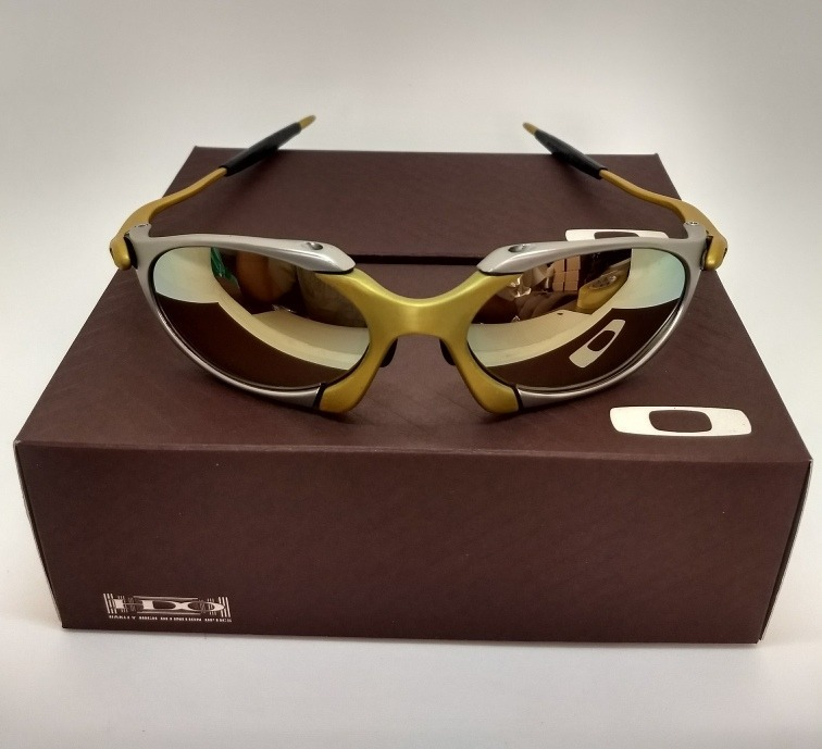 Óculos Oakley Double Xx Squared 24k Juliet Penny Mars Romeo2 - R ... bd6b1bfc64