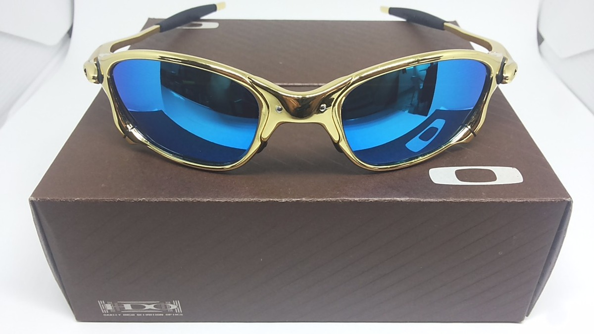 84e5e961be86f óculos oakley double xx squared juliet 24k romeo 1 2 penny. Carregando zoom.