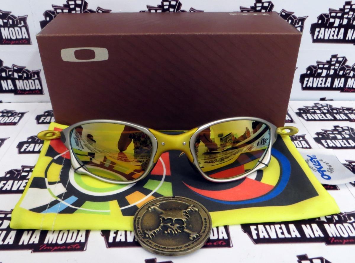 9b791fc702806 óculos oakley doublexx   24k   gold + par de lentes extra +. Carregando  zoom.