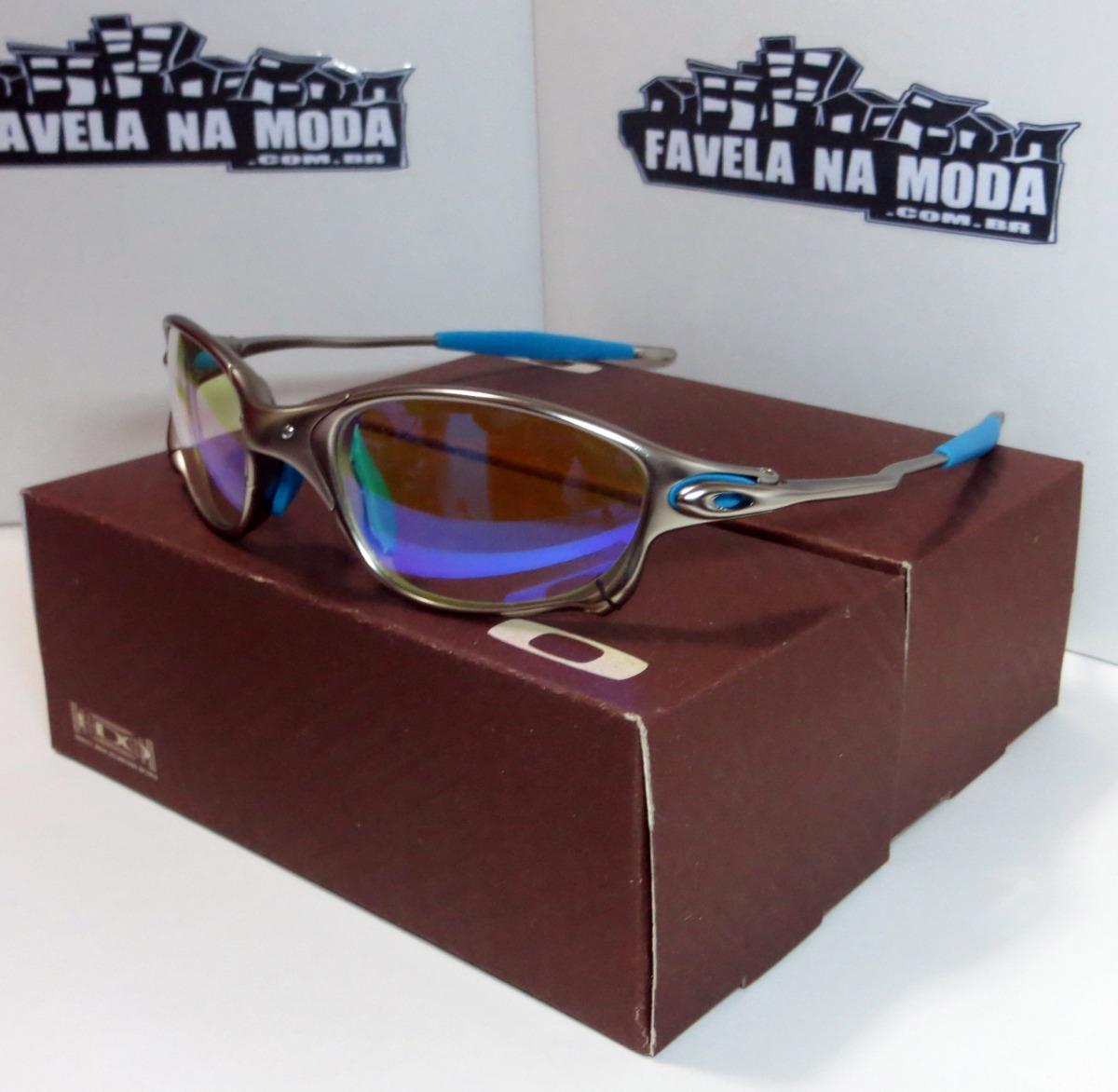 óculos oakley doublexx   polished   clear az + par de lentes. Carregando  zoom. 3ea05fd8d9