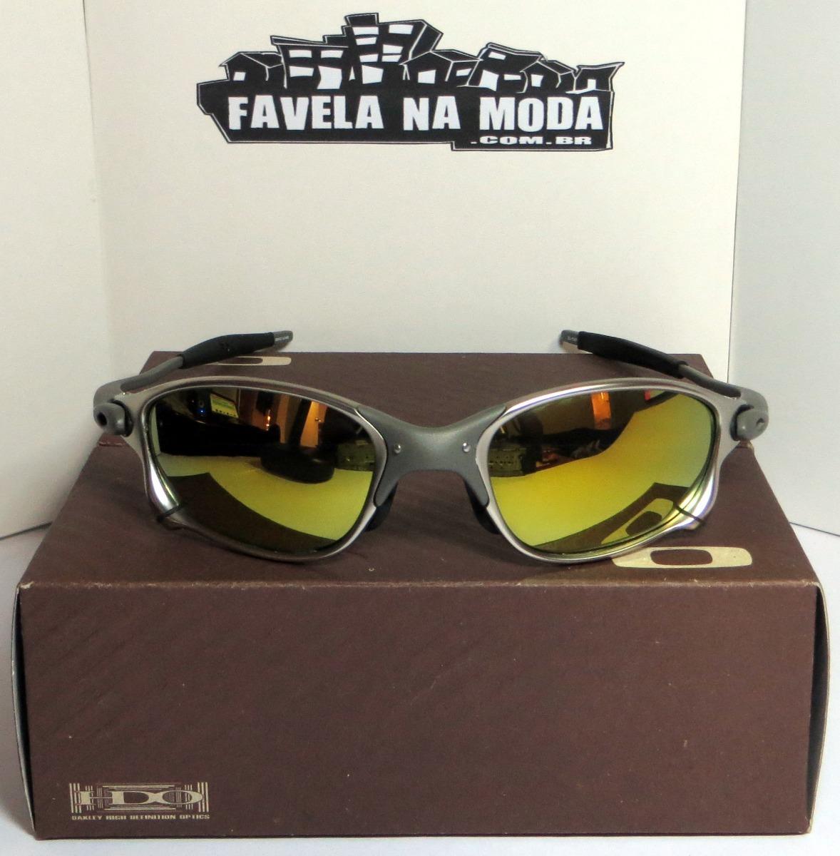 Óculos Oakley Doublexx   Tio 2   Gold + Par De Lentes Extra - R  179 ... 01163c8497