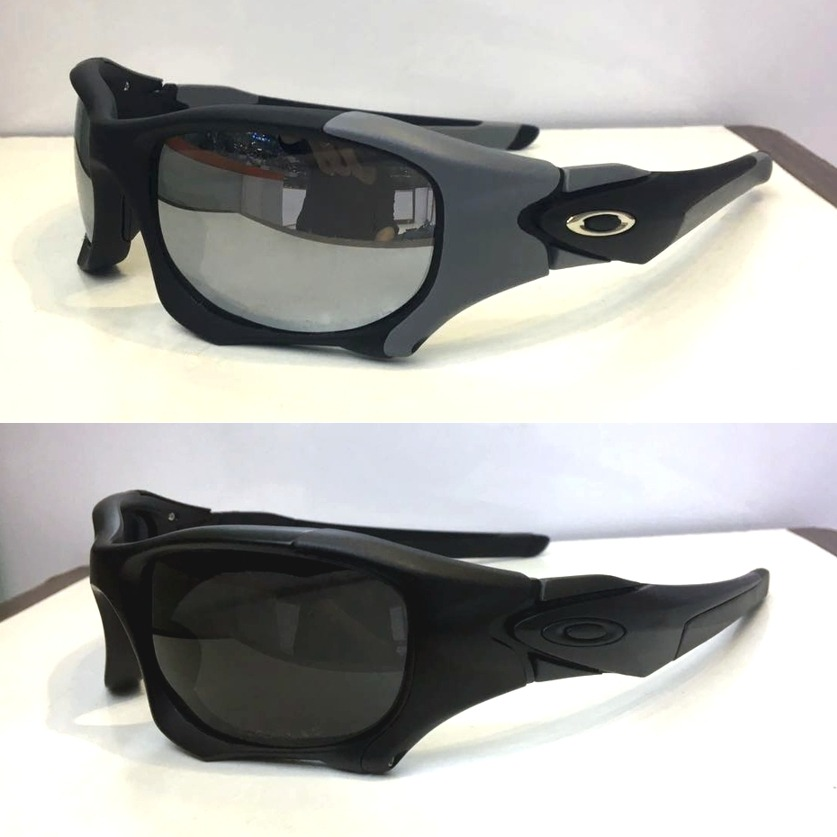 135397684 ... Lenses oculos oakley elite pitboss 2 lentes polarizadas hd x metal. Carregando  zoom.