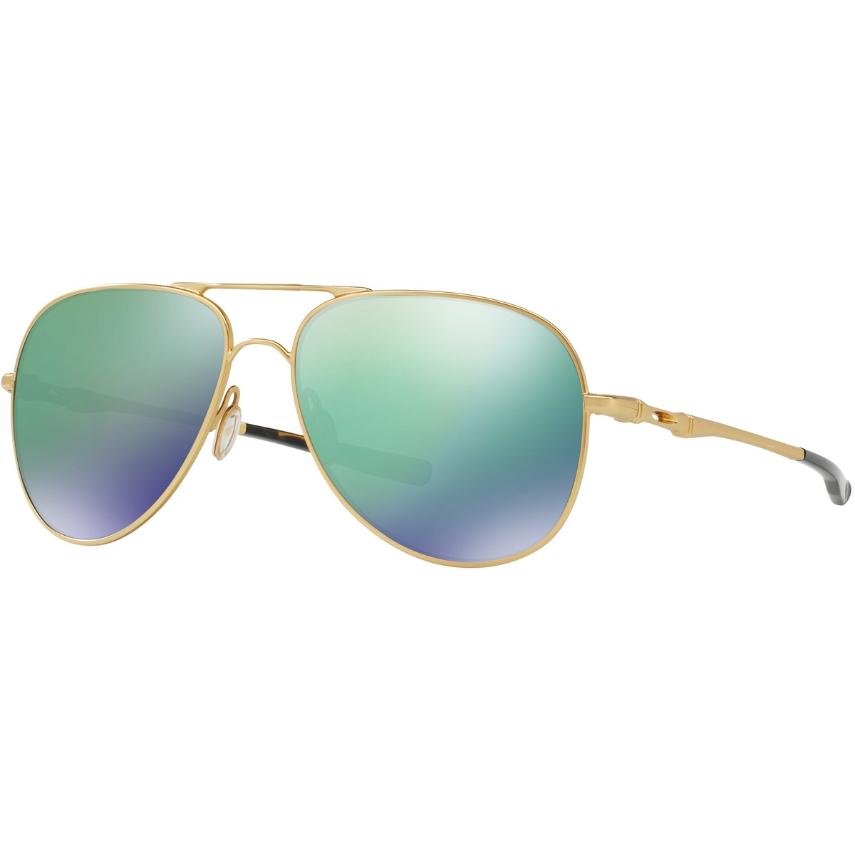 394531a734e7a óculos oakley elmont l satin gold  lente jade iridium. Carregando zoom.
