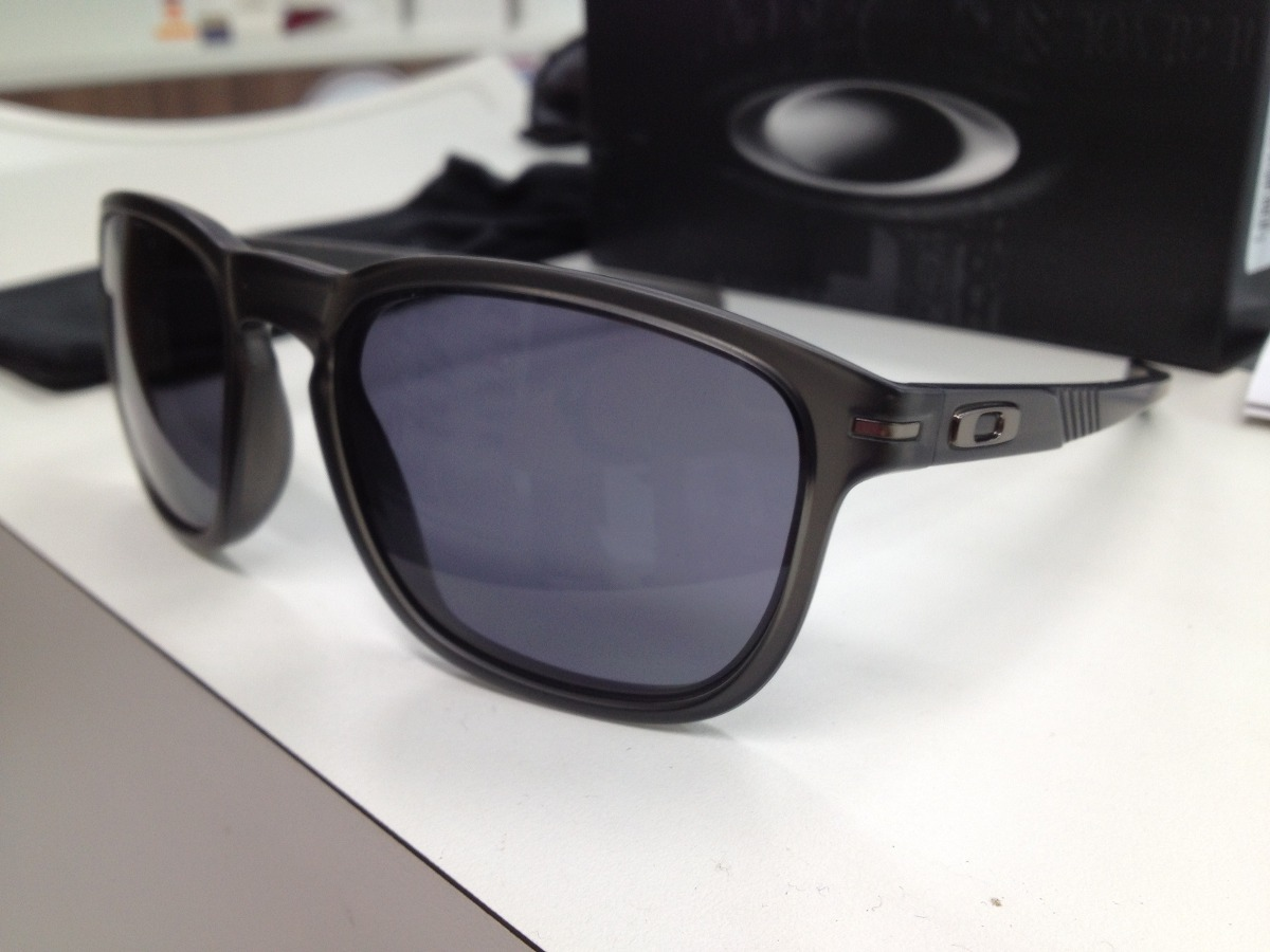 c1fd713063cd6 oculos oakley enduro 009223-09 55 matte grey smoke original. Carregando  zoom.