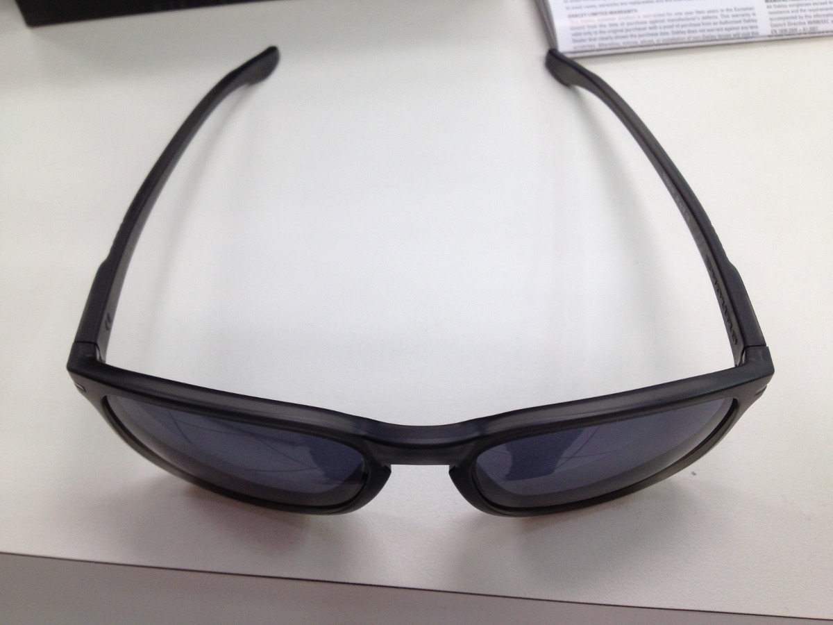 07f52a4a81f3d Oculos Oakley Enduro 009223-09 55 Matte Grey Smoke Original - R  419 ...