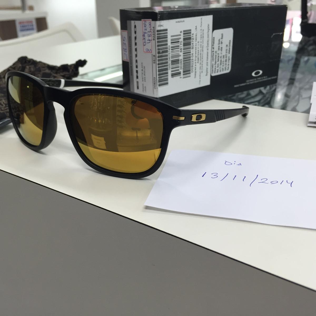 Oculos Oakley Lançamento Enduro 009223l-04 Iridium 24k Origi - R ... e5d521466d