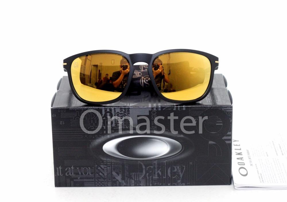 Oculos Oakley Enduro Matt Black 24k Shaun White Frete Gratis - R ... fee1a56c73