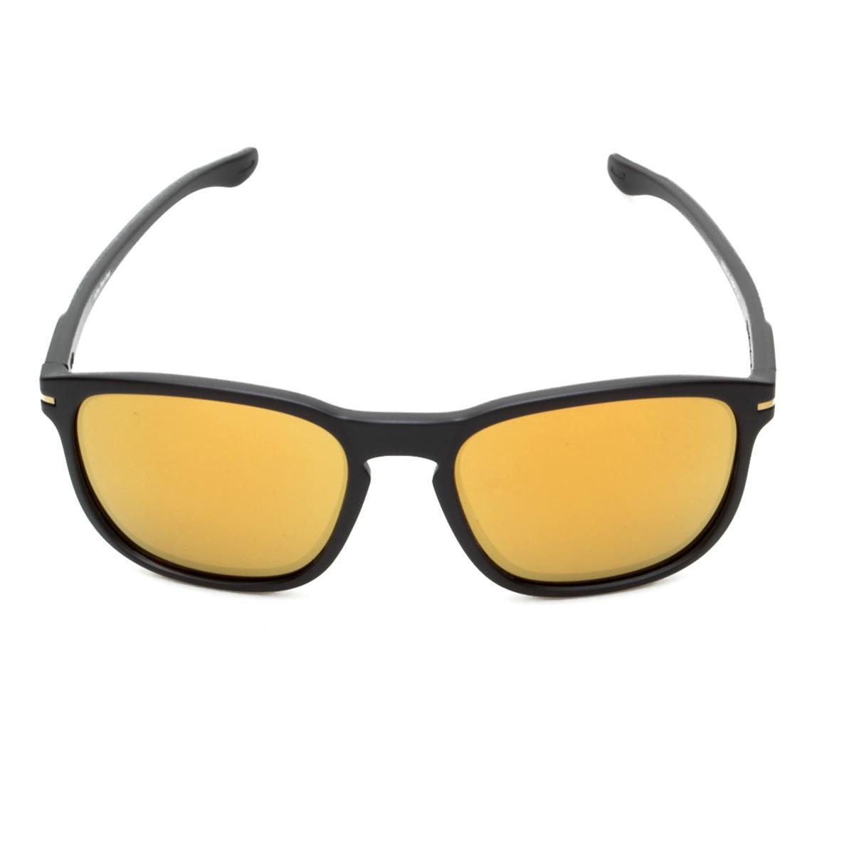 óculos oakley enduro iridium-preto-dourado-masculin-original. Carregando  zoom. 6a90c1853b