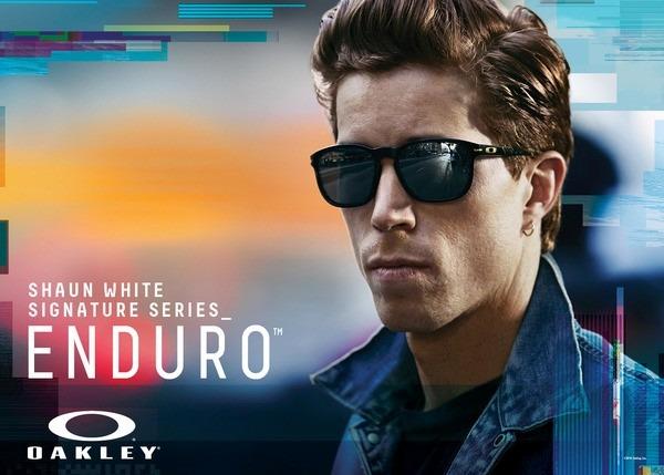 Oculos Oakley Enduro Polarizado 009223-05 Shaun White Origin - R ... 7fefebb0d4