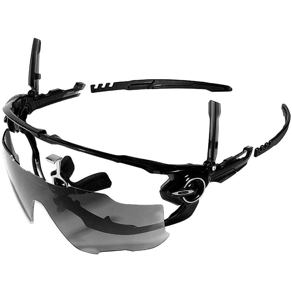 óculos oakley jawbreaker esporte preto prizm polar oo9290-28. Carregando  zoom... óculos oakley esporte. Carregando zoom. e7bea5f16f