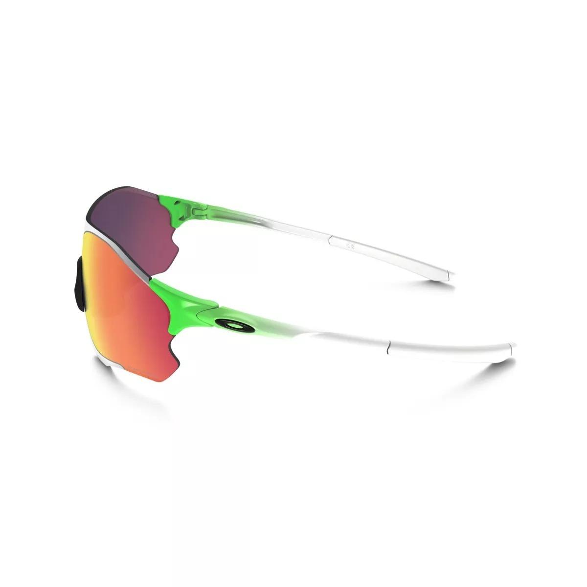 0218c183ede32 Óculos Oakley Evzero Path Green Fade Prizm - R  659