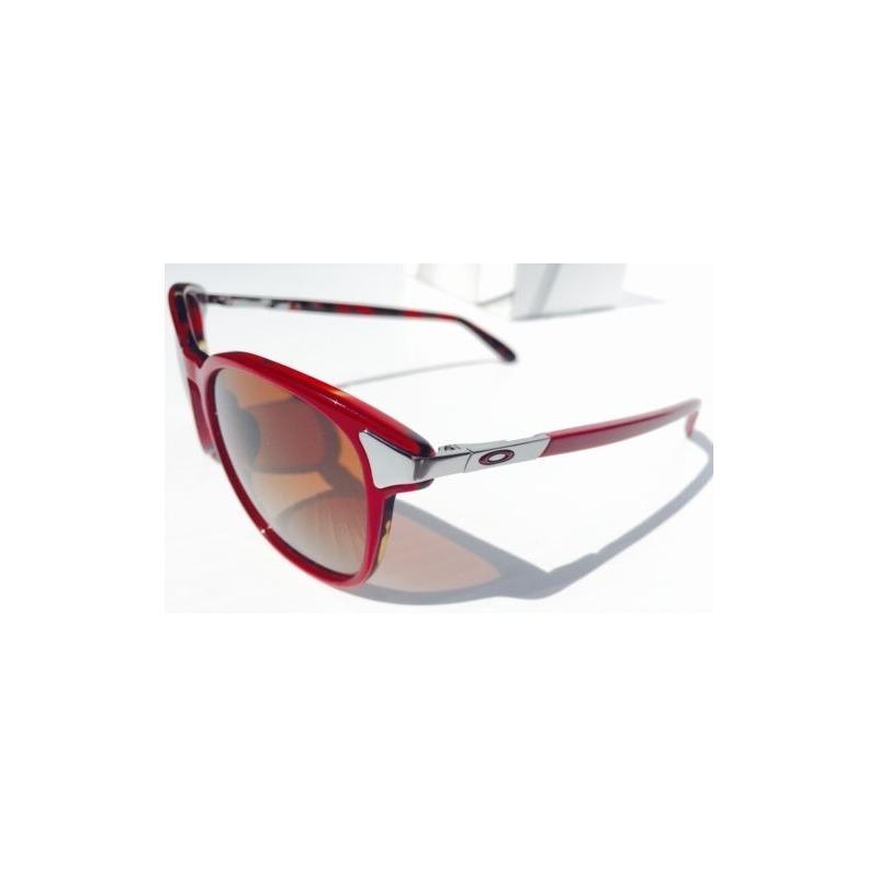 e95cfc9c0663e óculos oakley feminino ringer red mosaic dark brown gradient. Carregando  zoom.