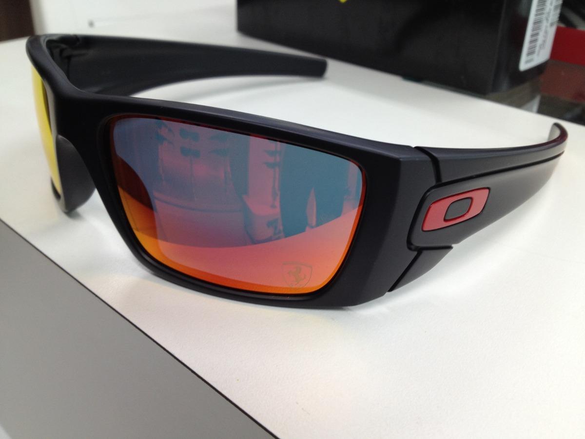 dd0629e2c6195 oculos oakley ferrari fuel cell original pronta entrega. Carregando zoom.