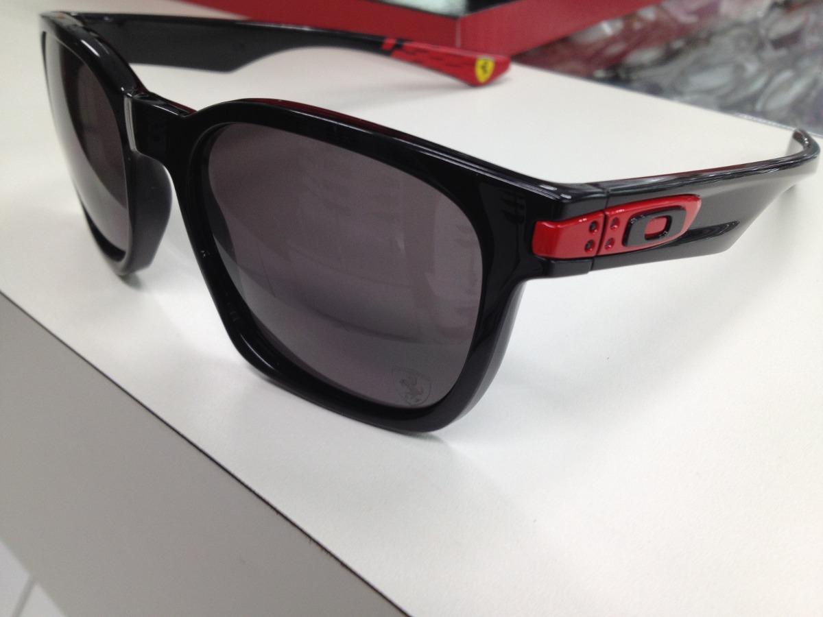 0f3873cf8de16 oculos oakley ferrari garage rock 009175-34 55 original. Carregando zoom.