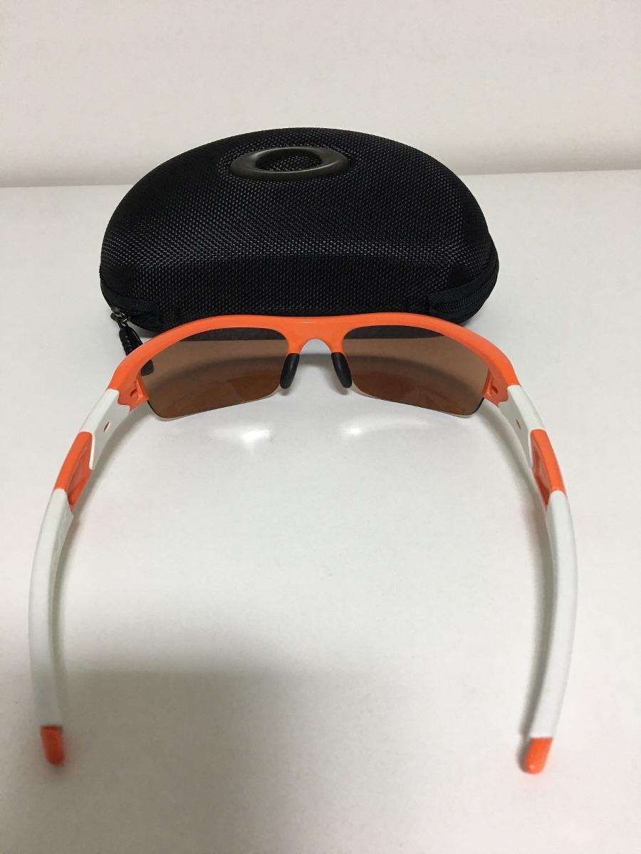 818b1d76ae3d8 óculos oakley flak jacket original. Carregando zoom.
