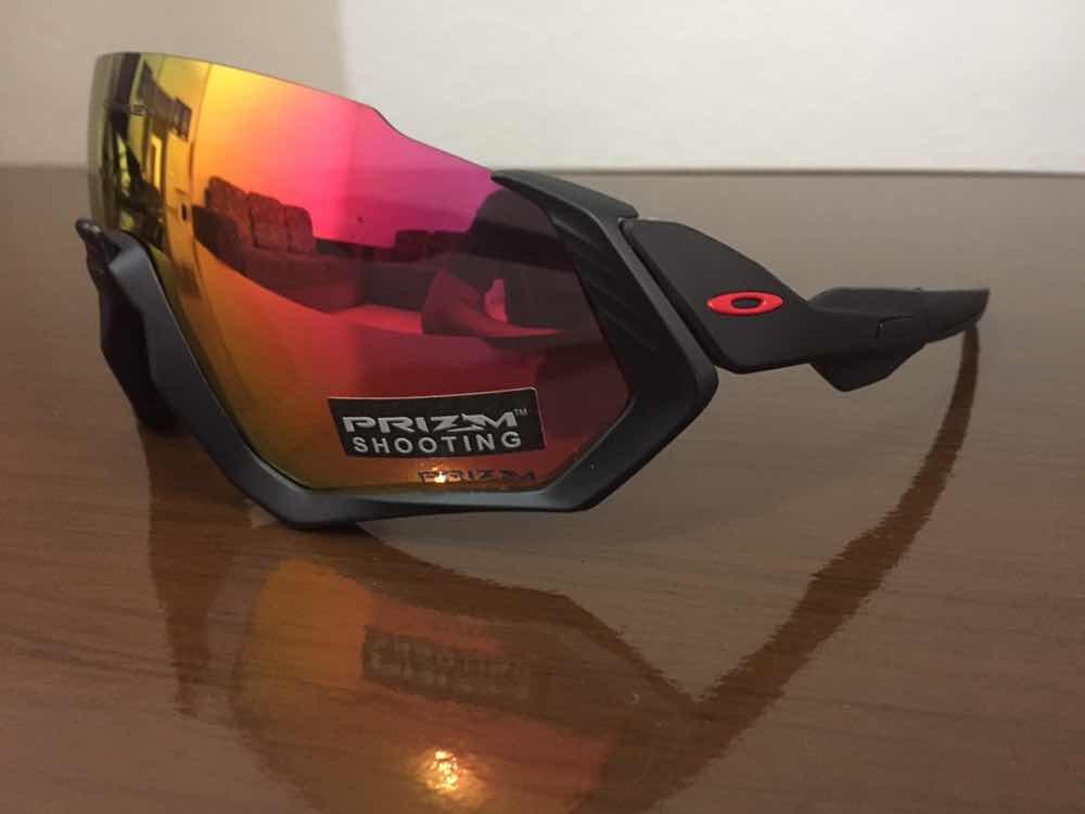 Óculos Oakley Flight Jacket Oo9401 Prizm 3 Lentes + Brinde - R  179 ... d493dddf57