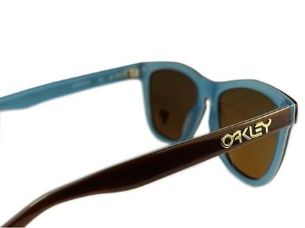 4852be30db81f Óculos Oakley Frogskins Lx Original Garantia 1 Ano 204303 - R  510 ...