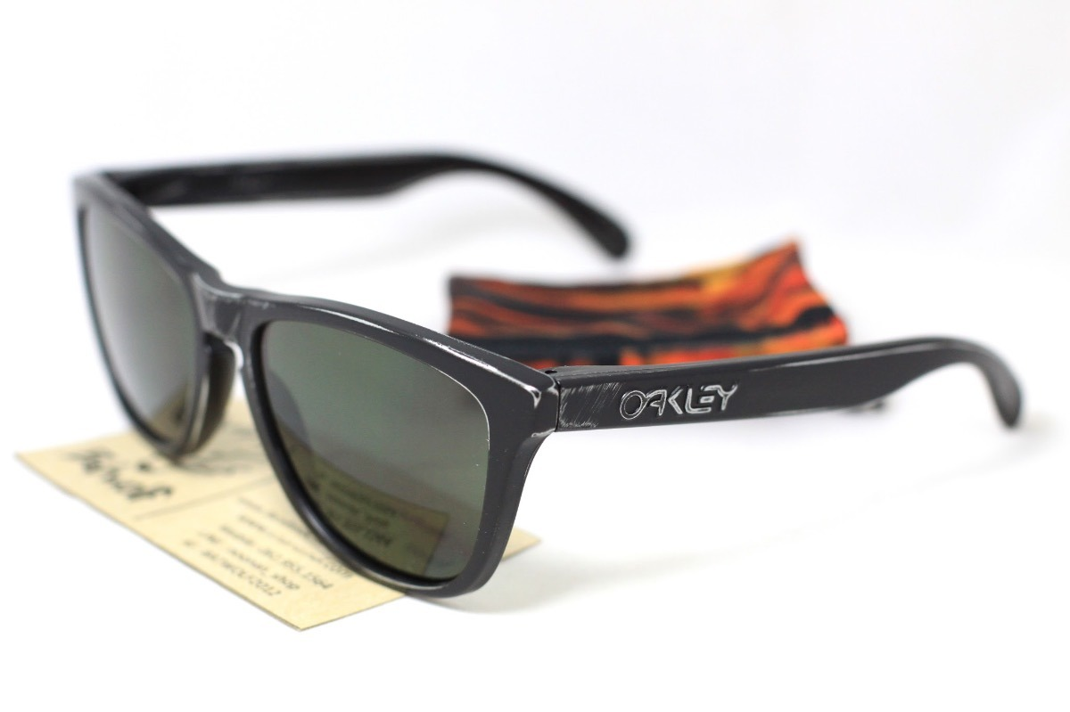 ... cheap oculos oakley frogskins black decay fallout frete gratis.  carregando zoom. df37dc7b20