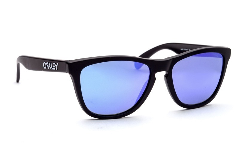 23a1b0403bf74 oculos oakley frogskins matte black violet iridium sem juros. Carregando  zoom.