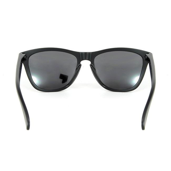 22bce6b326615 Óculos Oakley Frogskins Preto Polarizado Original - R  569