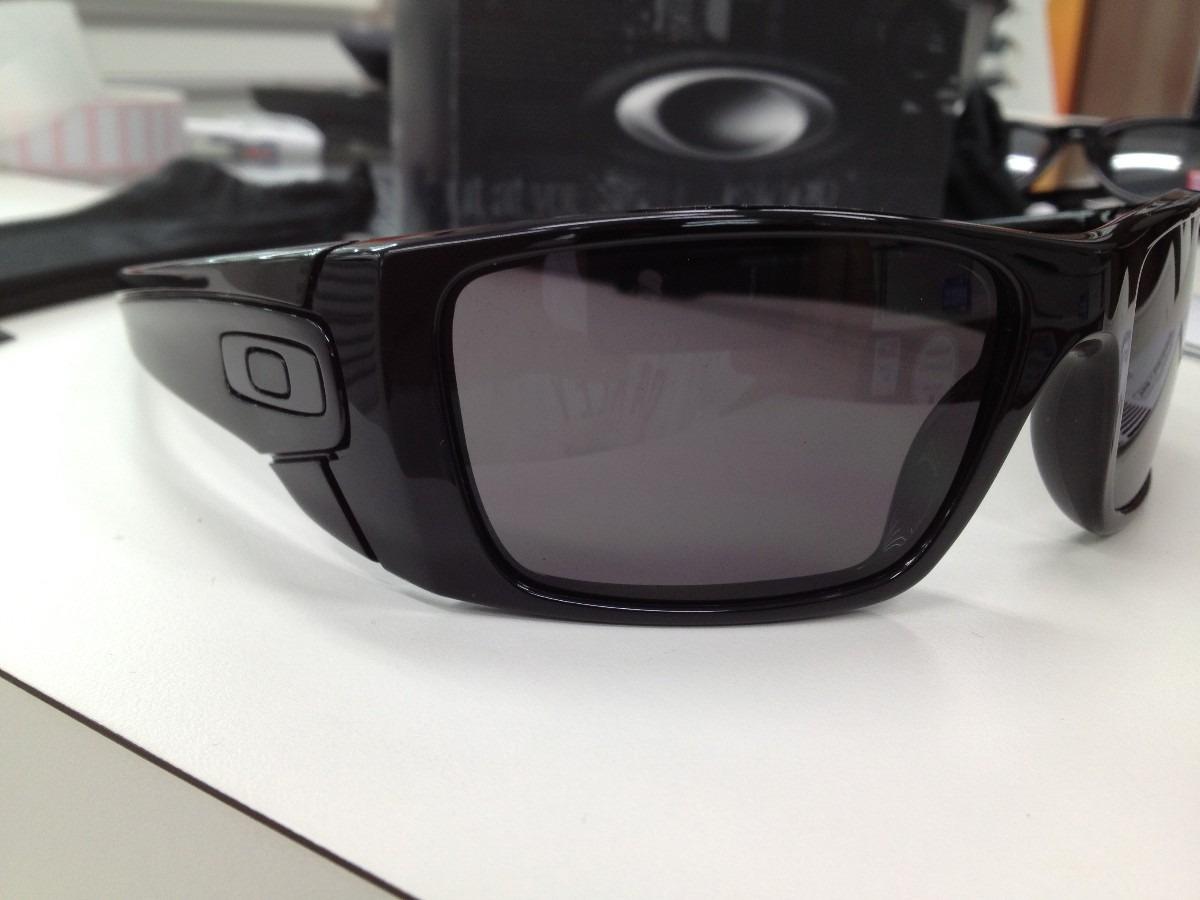 e45c48326ce44 oculos oakley fuel cell polished black original. Carregando zoom.