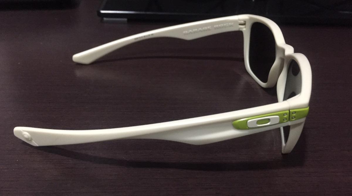 d19d517bf0c11 óculos oakley garage rock branco. Carregando zoom.
