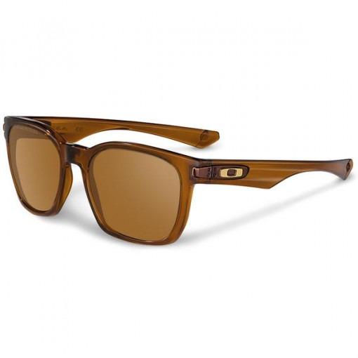 Óculos Oakley Garage Rock Polarizado - Marrom E Bronze C  Nf - R  299,00 em  Mercado Livre 9597c11065
