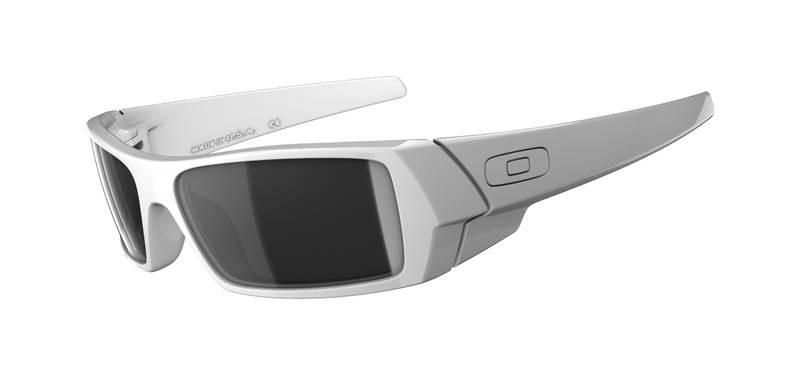 ed30db2f80cc5 oculos oakley gascan 03-474 polished white novo original. Carregando zoom.