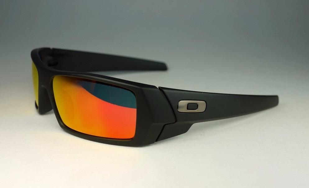 01d78e40c Oculos Oakley Gascan 26-246 Preto Fosco Ruby Iridium - R$ 599,00 em ...